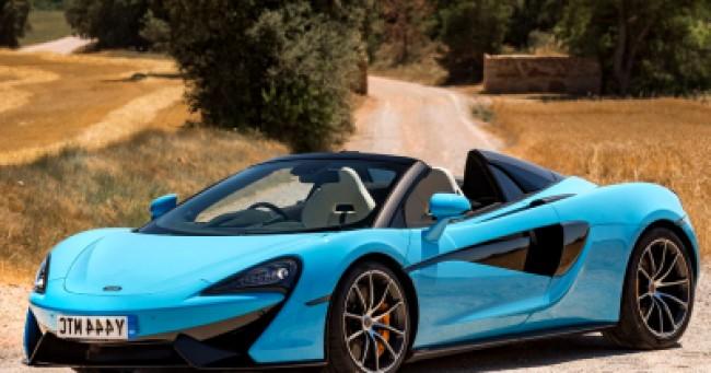 Cotação de seguro McLaren 570s