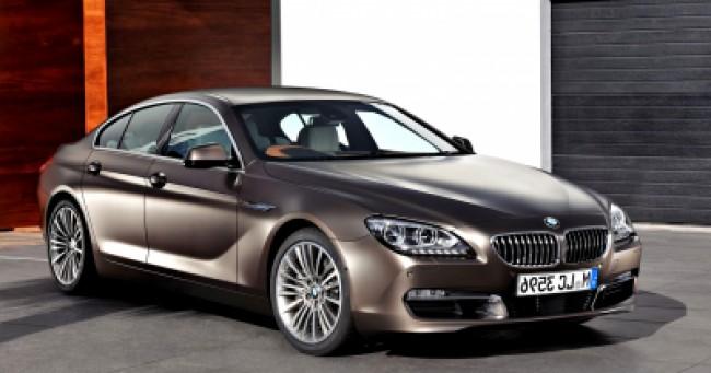 Cotação de seguro BMW 640i