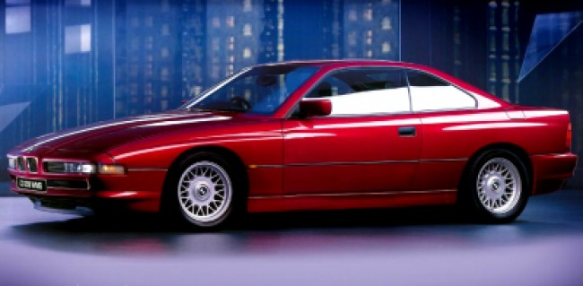valor do seguro BMW 850ci