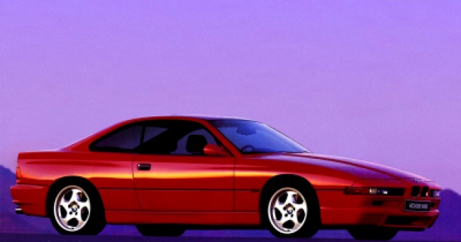 valor do seguro BMW 850csi