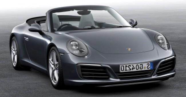 Cotação de seguro 911 Carrera Cabriolet 3.0