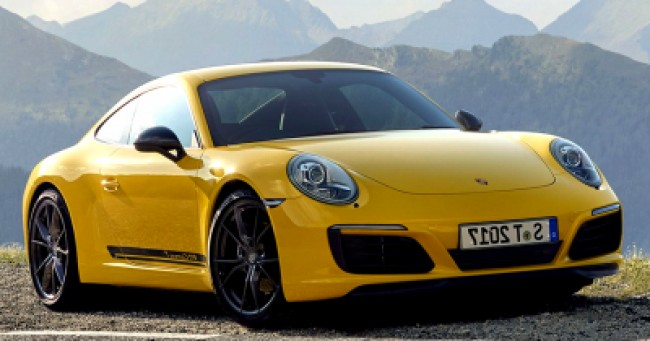 Cotação de seguro Porsche 911