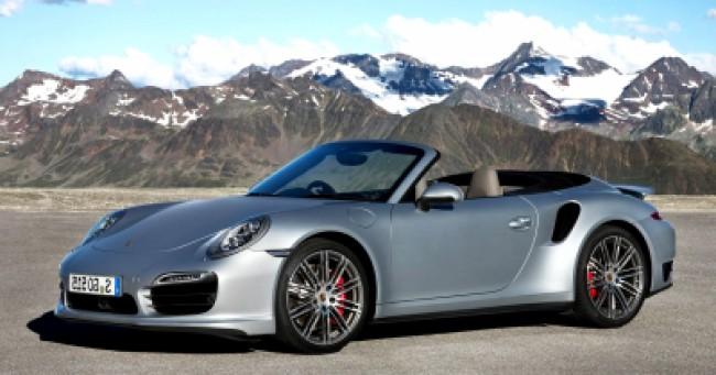 Cotação de seguro 911 Turbo S Cabriolet 3.8