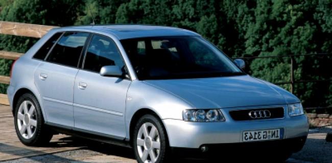Seguro A3 1.8 Turbo 2002