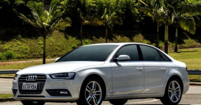 Seguro A4 Attraction 1.8 TFSi 2015