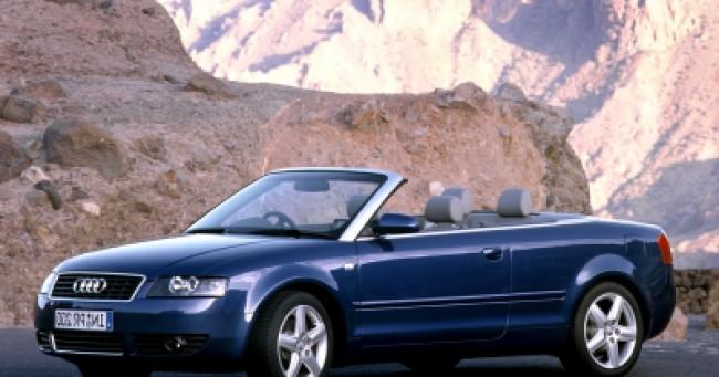 Seguro A4 Cabriolet 3.0 V6 2003