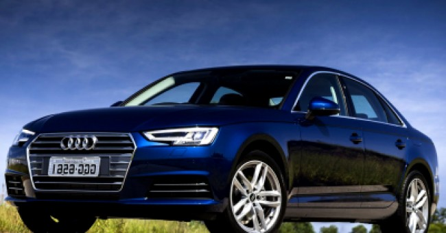 Seguro A4 Launch Edition 2.0 TFSi 2017