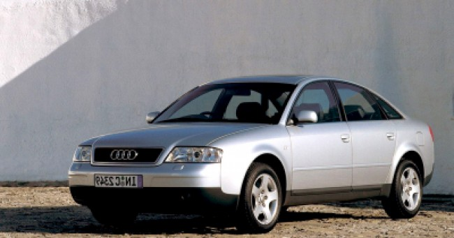 Seguro A6 2.8 V6 2001