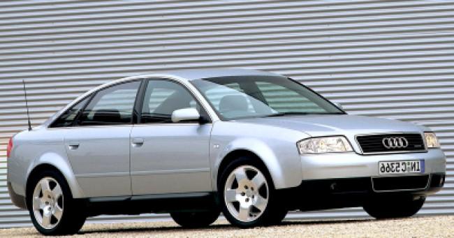 Seguro A6 4.2 V8 Quattro 2001