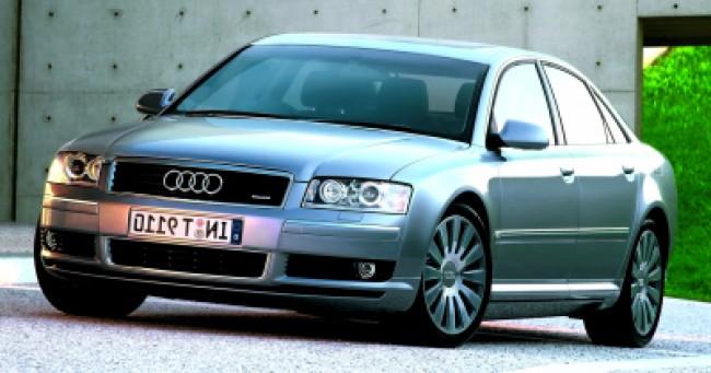 Seguro A8 4.2 V8 Quattro 2003