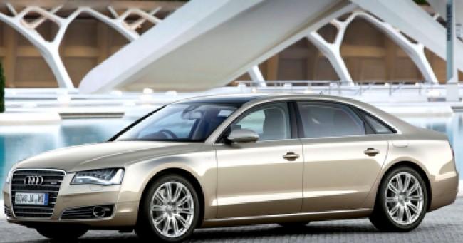 Seguro A8 L 6.3 W12 FSi Quattro 2012