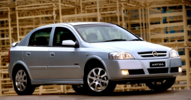 Cotação de seguro Astra Advantage 2.0 8V