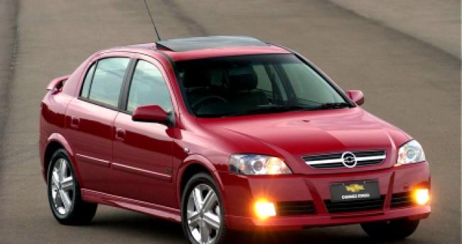 Seguro Astra GSi 2.0 16V 2003