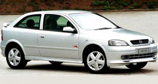 Cotação de seguro Astra Sport 2.0