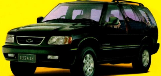 Cotação de seguro Blazer DLX 4.3 V6 4x4
