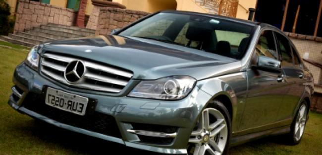 Seguro C200 Avantgarde 1.8 CGi 2012