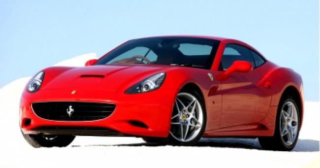 Seguro California 4.3 V8 2010