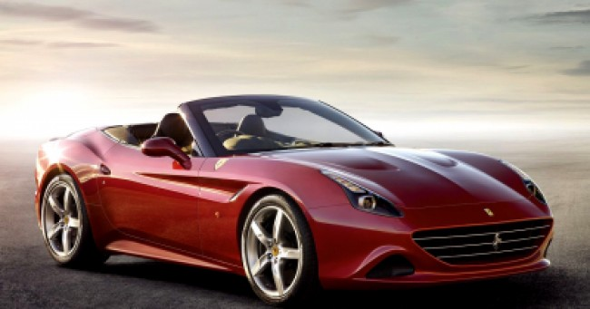 Cotação de seguro Ferrari California