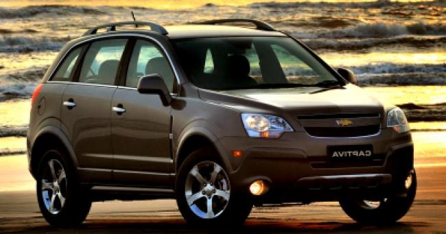 Cotação de seguro Captiva Sport 3.0 V6 4x4