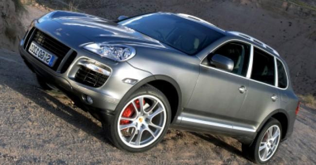 Cotação de seguro Cayenne Turbo 4.8 V8