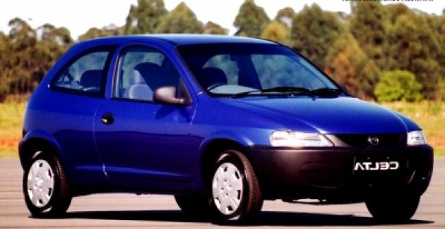 Seguro Celta 1.0 2002