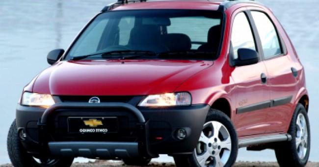 Seguro Celta Off-Road 1.4 2005