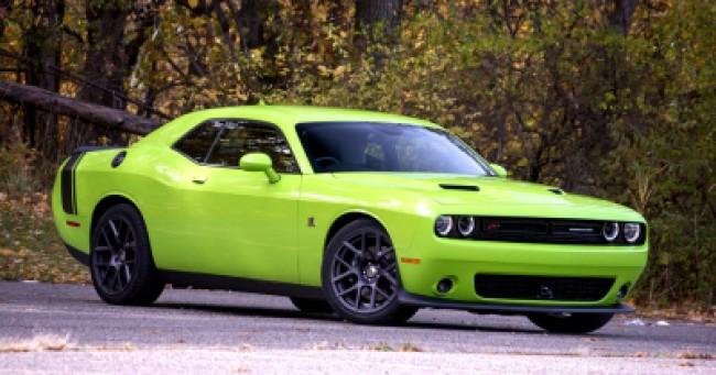 Cotação de seguro Dodge Challenger