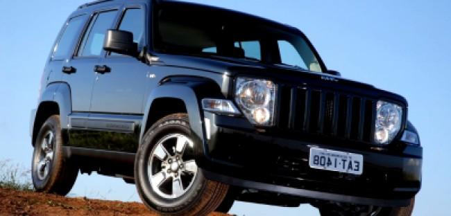 Cotação de seguro Cherokee Limited 3.7 V6
