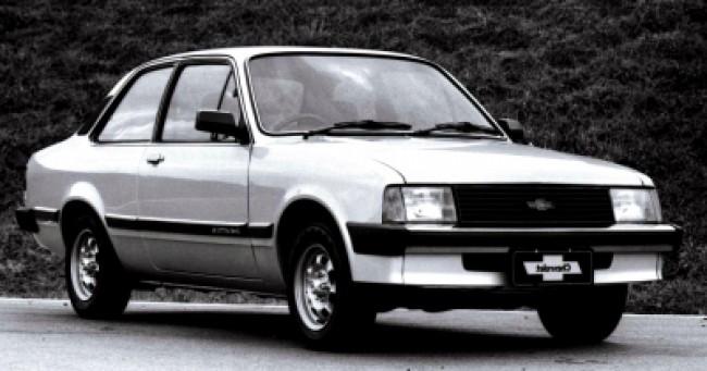 Cotação de seguro Chevette SL 1.6