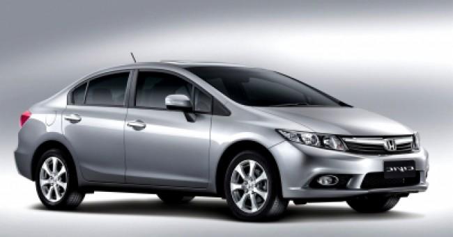 Seguro Civic EXS 1.8 AT 2012