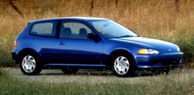 Seguro Civic Hatch Si 1.6 1994