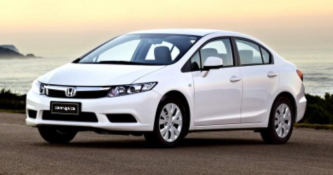 Seguro Civic LXS 1.8 2012