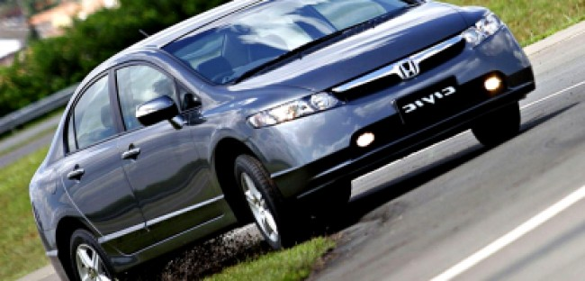 Cotação de seguro Civic LXS 1.8 AT