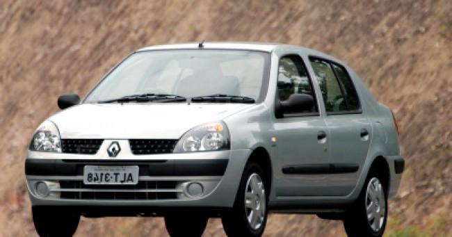 Cotação de seguro Clio Sedan Authentique 1.0 16V