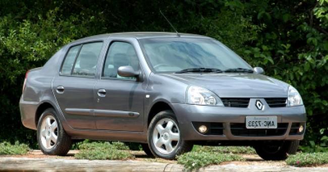 Cotação de seguro Clio Sedan Expression 1.6 16V