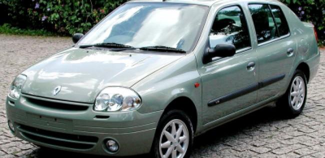 Cotação de seguro Clio Sedan RT 1.6 16V