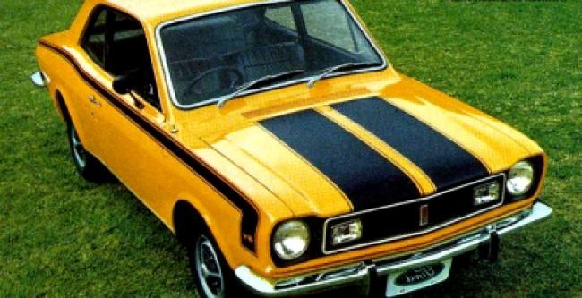 Seguro Corcel I GT 1.4 1975