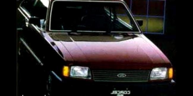 Cotação de seguro Ford Corcel