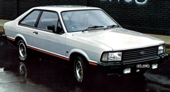 Seguro Corcel II GT 1.6 1980