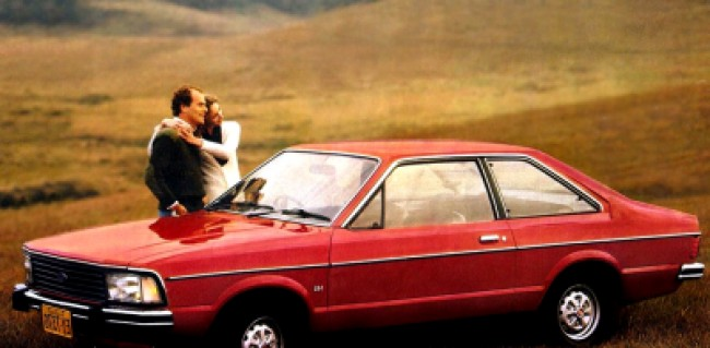 Seguro Corcel II LDO 1.6 1983