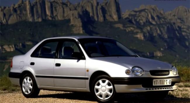 Seguro Corolla GLi 1.6 1998