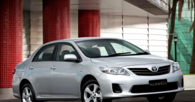 Seguro Corolla GLi 1.8 AT 2012