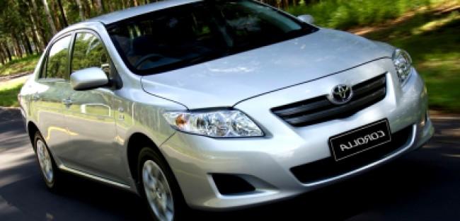 Cotação de seguro Corolla GLi 1.8 AT
