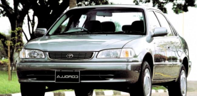 Seguro Corolla XEi 1.8 1999