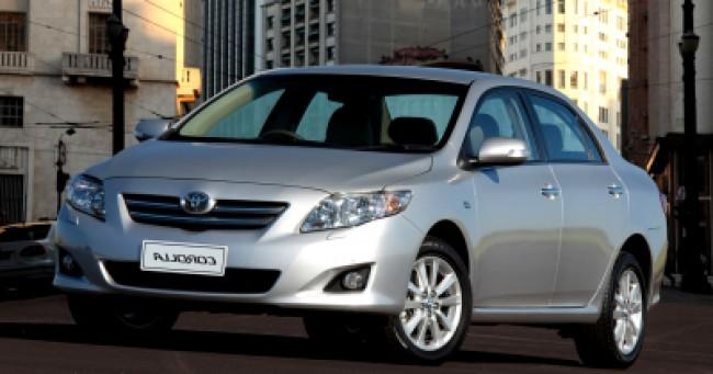 Seguro Corolla XEi 2.0 AT 2011
