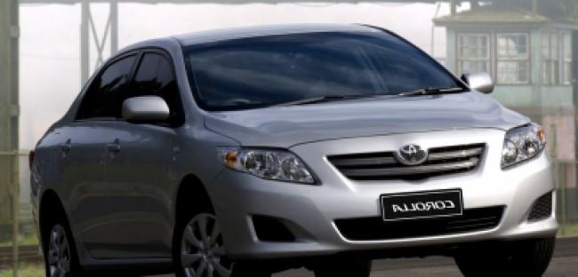 Seguro Corolla XLi 1.8 2012