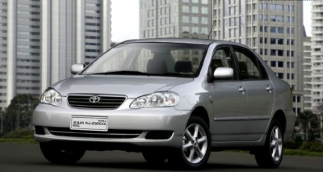 Seguro Corolla XLi 1.8 AT 2008