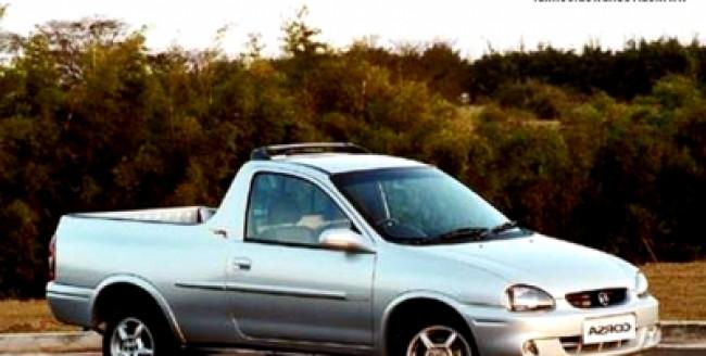 Cotação de seguro Corsa Picape Sport 1.6