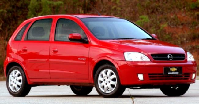 Seguro Corsa Premium 1.8 2005