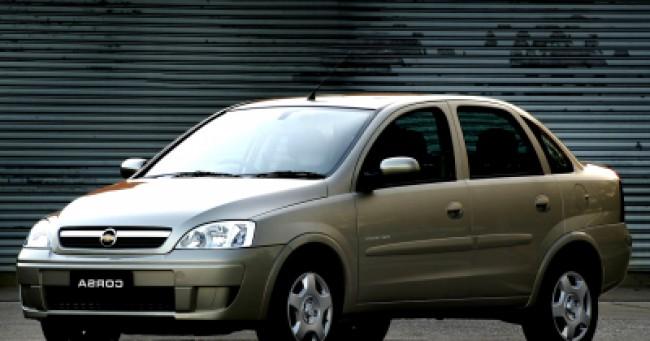 Cotação de seguro Corsa Sedan Maxx 1.4
